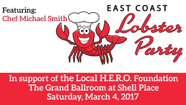 East Coast Lobster Party