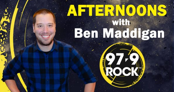 Afternoons with Ben Maddigan