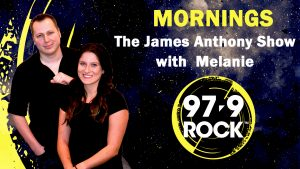 The James Anthony Show with Melanie